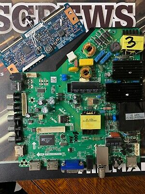 VIZIO E421V0 MAIN BOARD 3642-1232-0150 0171-2271-3276 6D