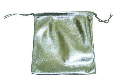 Lot 12 MP3S 4 x 5 inch Large Pouch Silver GIFT BAG Luxury Items