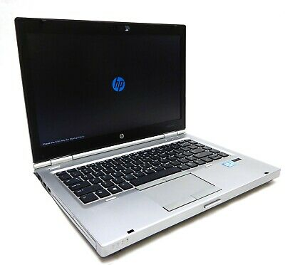 "HP EliteBook 8470p 14"" Laptop Notebook Intel Core i5-3210M 2.50GHz 4GB CNU304BGR"