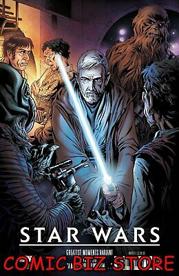 Star Wars #65 (2019) 1st Stampa Smith Greatest Moments Variante Cover Marvel