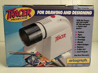 Artograph Tracer Projector Model 225-360 For Drawing, Designing & Craft