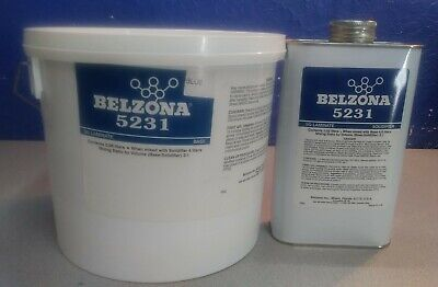Belzona 5231 (SG Laminate)  Blue