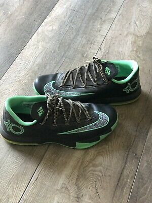 competitive price b39c8 6b7c6 Nike Night Vision Edition KD VI Basketball Shoes Men s Size 11