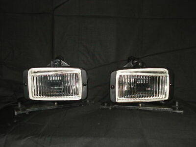 Holden VR VS Fog Lights Pair Complete Genuine NOS Suit SS Commodore Calais NEW