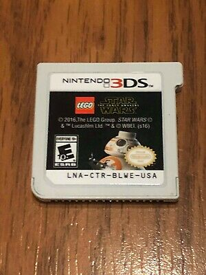 LEGO Star Wars: The Force Awakens (Nintendo 3DS, 2016) Cart Only!