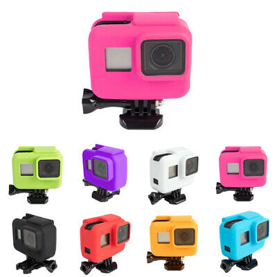 For Gopro Hero Protective Case Silicone Camera Flexible High Quality Practical