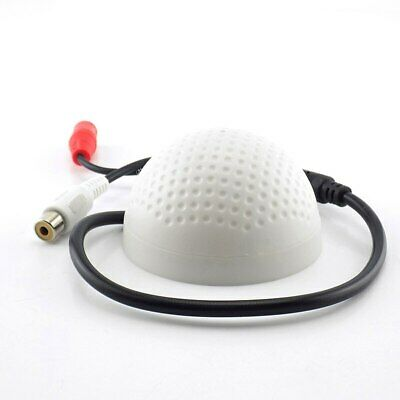 High sensitivity Microphone Audio Voice Pickup Device for CCTV Security Camera