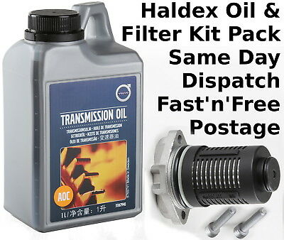 Oil and Filter Kit Volvo 31367940 31325173 31259352 XC60 XC70 XC90 S60 S80 V70