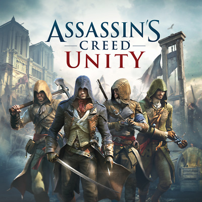 Assassin's Creed Unity (Xbox One) Full Game - Digital Download Code [INSTANT]