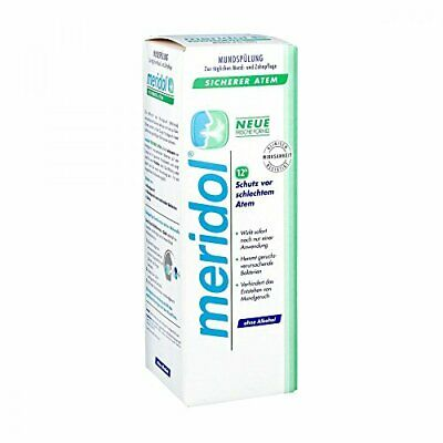 enjuague bucal Meridol, antibacterial - 400 ml