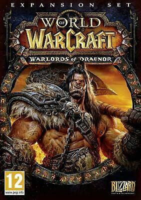 World of Warcraft: Warlords Draenor (PC/Mac)