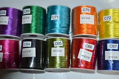 50m of Silky Satin Cord