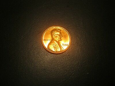 1972  Lincoln Penny Wide Am   No Mint Mark  Uncirculated   Free Shipping