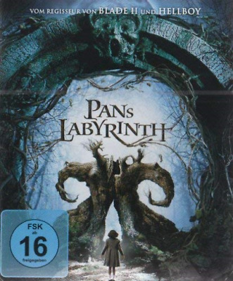 Pans Labyrinth (Blu-Ray Amaray) - (German Import) Blu-Ray Nuevo