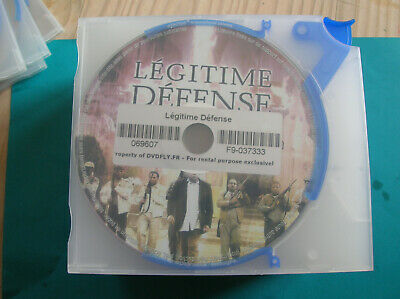 DVD  boitier slim  LEGITIME DEFENSE (b5)