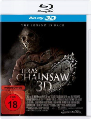 Various-Texas Chainsaw 3D - (German Import) Blu-Ray Neuf