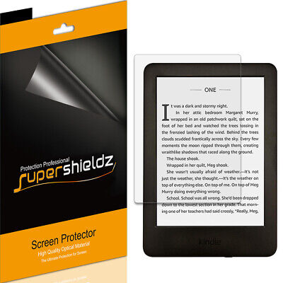 3X Supershieldz Clear Screen Protector Saver For Amazon Kindle (10th Gen-2019)