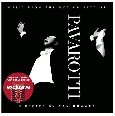 Luciano Pavarotti - Pavarotti Music from the Motion Picture CD Target Exclusive