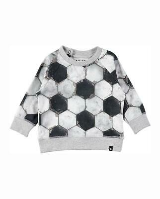 Molo Baby Boys Elmo Football Structure T-Shirt Football Structure 18M