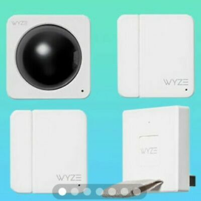 *NEW* Wyze Sense Starter Kit (camera not included)