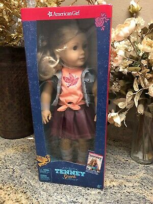 American Girl Tenney Grant Mini Doll /& Book Brand New in the Box NEW 6 inch