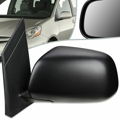 87940AE010 TO1320201 Mirror New Left Hand Driver Side LH for Toyota Sienna 04-10