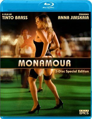 Monamour (2-Disc Special Edition) [Blu-ray], Good DVD, Tinto Brass, Angelina Fra