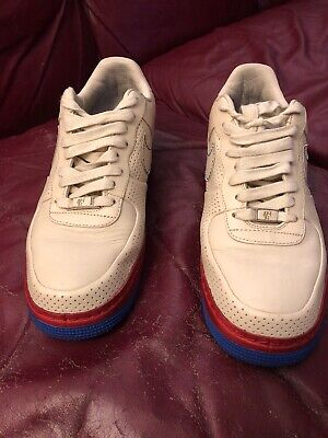 new styles 1782c fa1b2 NIKE AIR FORCE 1 I AF1 SPRM MCO (SNEAKER STADIUM Philly) RARE 316077-
