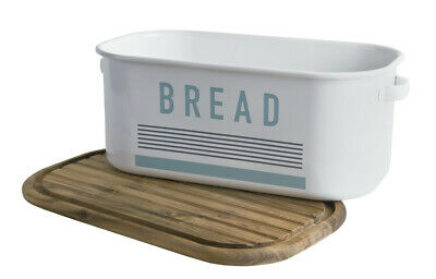 Jamie Oliver Vintage Bread Bin With Chopping Board Rrp$129.95