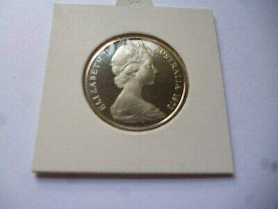 1973 Australian PROOF 20 Cent Coin