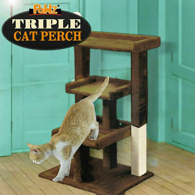 PaWz Pet Cat Tree Scratching Post Scratcher Trees Tower Pole Gym Condo Furniture