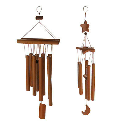Home & Garden Large Amazing Wind Chimes 10 Tube Copper Church Bell Outdoor Garden Decoration Top Watermelons
