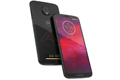 Motorola Moto Z3 Play LTE 64GB Verizon 4G Smartphone - Black 9/10
