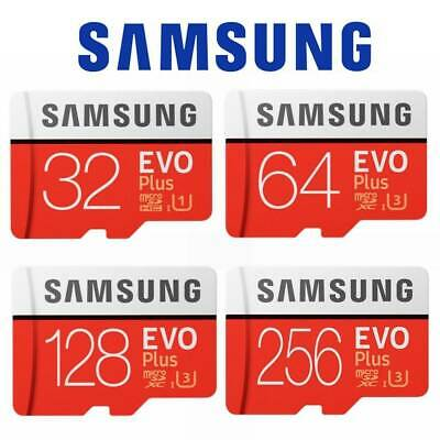 Samsung Micro SD Card Evo Plus 16G 32GB 64GB 128GB Class10 SDHC SDXC TF Memory