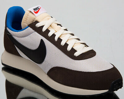 quality design 5c21f df201 Nike Air Tailwind 79 Mens Brown Casual Sneakers Lifestyle Shoes 487754-202