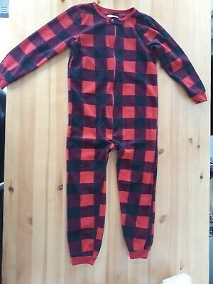 Joe Fresh toddler all in one pyjamas or jumpsuit 5 years kids boys girls