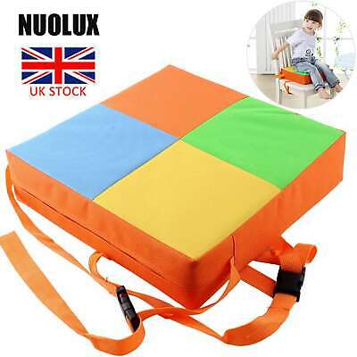 Baby Kids Waterproof Dining Chair Booster Cushion Seats Highchair Mat Pad Cover