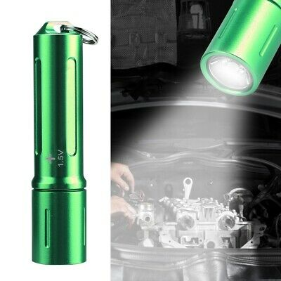 Outdoors Portable LED Torch  Multi-Color Multiple Function Waterproof Flashlight