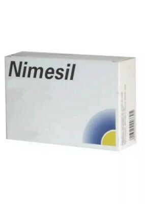 NIMESIL 20 X 2g Sachets Pain relief Toothache Muscle Pain Fast Relief Nimesulide