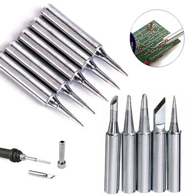 Conical 936  Solder Iron Tips Head  Replacement Lead-free Soldering Tool