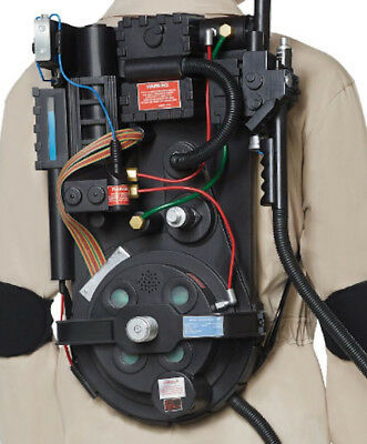 Ghostbusters Proton Pack Deluxe Replica Spirit Halloween Lights & Sounds GLOBAL