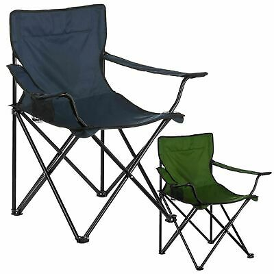 Yellowstone Mapleton Padded Camping Chair Red