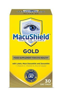 Macu Shield Gold Food Supplement - Pack of 90 Capsules, 90 Capsules