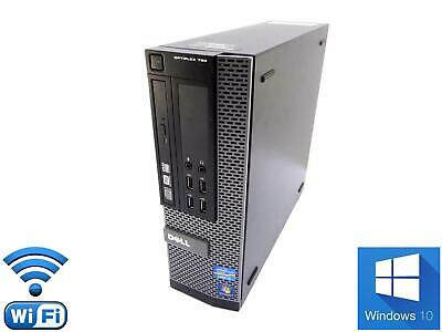 Dell Optiplex 790 USFF PC - Core i3 3.3GHz 8GB Ram 500GB HDD Win 10 Pro + WiFi