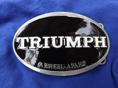 Triumph Metal Belt Buckle Belt Buckle