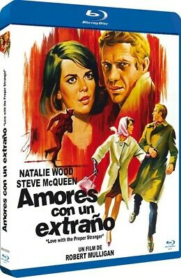 Amores with Un Strange (Blu-Ray) ( Bd-R ) ( Love with the Proper Stranger)