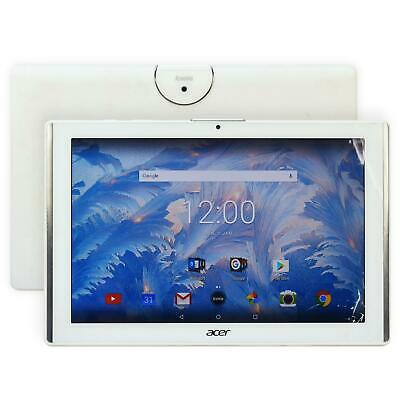 "Acer Iconia One 10"" B3-A40 WiFi 16GB HD Android Quad-Core Tablet  White"