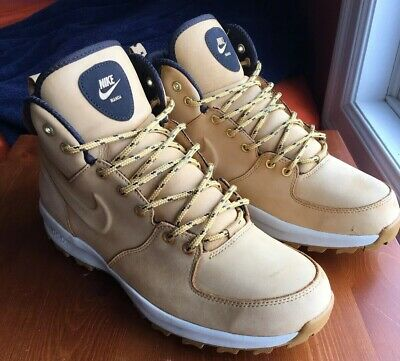 Nike Manoa Leather Boot Men's Size 11