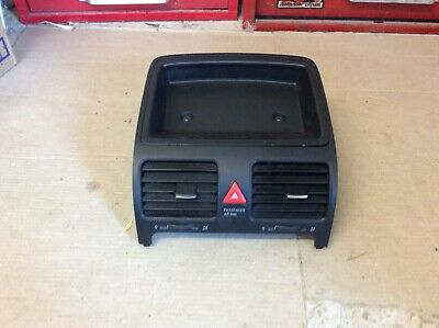 Vw Golf Mk5 2004-09 Dashboard Centre Twin Airvent Compartment