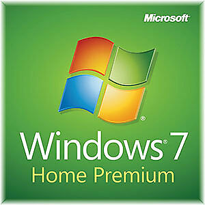 Windows 7 Home Premium ISO 32/64bit English Service Pack 1 NO LICENSE KEY